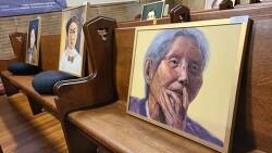 항일 여성독립운동가 75명 초상화 워싱턴 땅 밟아