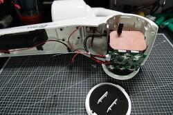 챠이슨 대륙의 무선청소기 디베아 DW200 배터리 리필