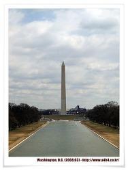 [워싱턴 DC] 워싱턴 모뉴먼트(Washington Monument)