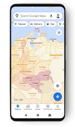 구글 지도 코로나(COVID-19) 확진 사례 수 추적 레이어 제공