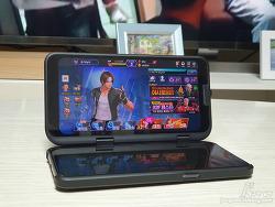 킹 오브 파이터 올스타 공략법으로 LG전자 V50 씽큐『 5G 게임 페스티벌 』참가한다면