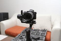 미러리스 DSLR 카메라 짐벌 페이유 AK4000 후기