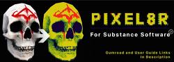[Substance  filter] Pixel8r