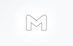 구글 Gmail 새 로고 디자인, 봉투 스타일 버리고 4색 M자로 바뀔 수도
