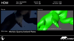 [MOV] his dark materials에서 Unreal을 이용한 사전 시각화 인터뷰