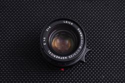 Leica Summilux-M 35mm F1.4 ASPHERICAL AA Disassembly (라이카 주미룩스 35mm F1.4 아스페리컬/두매의 클리닝 및 오버홀) [Lens Cleaning & CLA/거인광학]