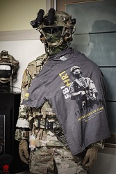 [PratamaTactical] Pratama Tactical FBI HRT T-shirt.
