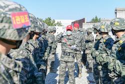 부후 382기 전장리더십 훈련