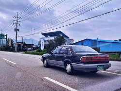 1999 대우자동차 뉴 브로엄(1999 DAEWOO NEW BROUGHAM)