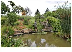 파주 퍼스트가든, 락가든 연못식물과 약용식물원 야생화와 레드가든