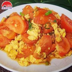토마토 달걀 볶음 * 쉽고 빠르게 만드는 토마토 요리