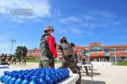 신병 1259기 2교육대 3주차 - 수류탄투척훈련