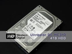 안정성과 속도 모두 만족! WD Ultrastar DC HC310 필드테스트 #2