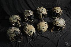 [Helmet] 75th RANGER & CAG Helmet.