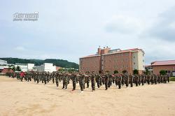 신병 1248기 3교육대 1주차 - 군사기초훈련