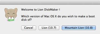 Mac OS 기초 강좌 #20 : OS X Mountain Lion USB 만들기