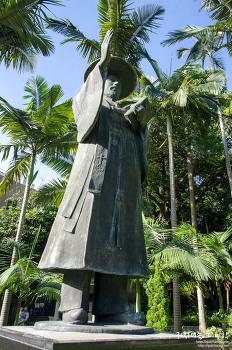 ▩마카오 여행기▩ 유네스코 세계 문화 유산 답사기 ⑥ 성 안토니오 성당, 까모에스 광장, 공원