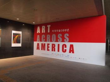 미국 미술의 역사를 한 눈에, Art Across America - 국립중앙박물관