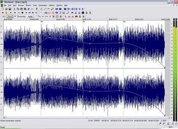사운드포지(Soundforge)의 쌍둥이 웨이보소(Wavosaur)