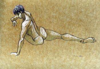Nude croquis 202