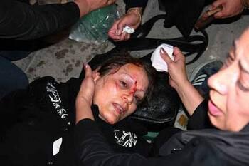 이란 어느 평범한 27세 여대생의 죽음...