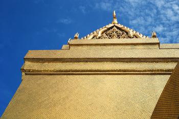 태국왕궁에서