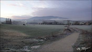 한 겨울의 카미노 데 산티아고 [Camino de Santiago]