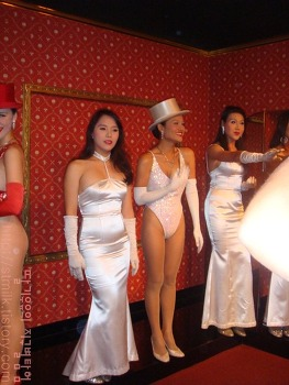 방콕의 칼립소쇼 (트렌스젠더쇼)