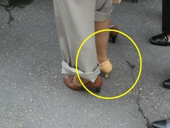 우연히 만난 세상에서 가장 아름다운 신발