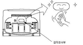 핸드드라이어 청소 방법