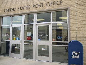 Arkansas State University Post Offie (아칸소 주립대 내 우체국)