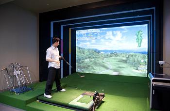 스크린 골프장, 자장면은 되고 떡볶이는 벌금 10만원?
