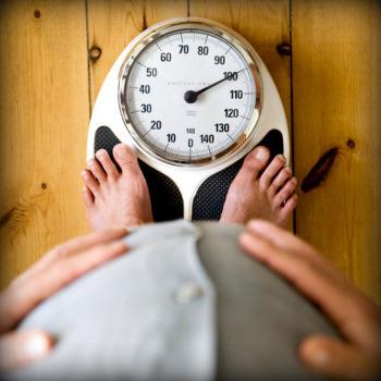 [다이어트 Tip] 체중을 구하라. 체질적으로 축복 받은 몸매로 만드는 방법!