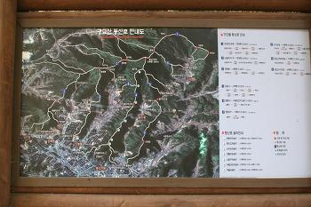 지날해 가을(2009년) 갑자기 휴가쓰고 올라본 동네 뒷산 (광교산)