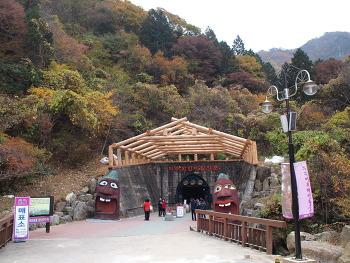 무주머루와인동굴 , 전북무주여행