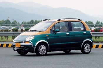대우자동차 마티즈 1998 비디오 카탈로그 - Daewoo Matiz 1998 Video catalog