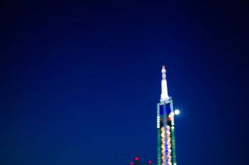 후쿠오카 타워 야경