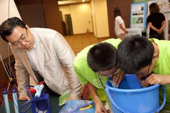 <그린코리아 그린페스티벌> 적정기술 전시회 (2012.07.15)