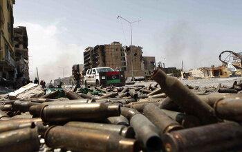 벵가지 봉기에서 카다피의 최후까지