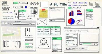 웹기획자들를 위한 유용한 도구 - Balsamiq