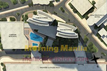 One Shangri-La Place - Horizon Site Develope Plan