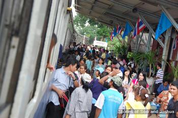 2천원으로 방콕에서 캄보디아 가는 방법!!