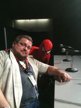 [C.B 셰블스키 초청강연] 2010년 스타 만화가가 되고 싶으면 이리오라