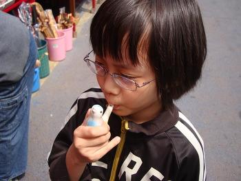 중국 물피리