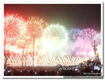 불꽃보다 사람으로 넘쳐났던 2010 부산불꽃축제 후기
