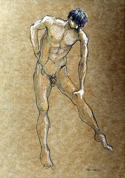 Nude croquis 208