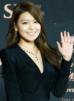 소녀시대(SNSD) 수영 - SIA 2013