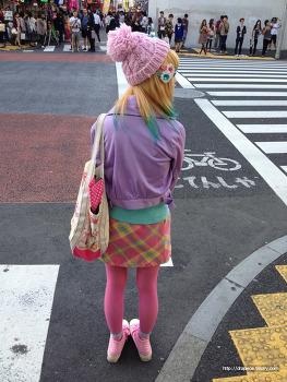 푸른지성의 일본여행(ヒョン君の日本旅行) S1 #3 시부야,하라주쿠,오타쿠