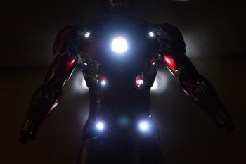 MARK-46 LED TEST (테스트 후 몸은 방전....-_-;;)