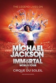 2013 7 8 ~ 2013 7 21  '마이클 잭슨 임모털 월드 투어 바이 태양의 서커스(MICHAEL JACKSON IMMORTAL WORLD TOUR by CURQUE DU SOLEIL)